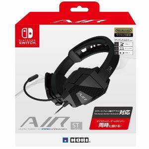 ホリ ゲーミングヘッドセット AIR STEREO for Nintendo Switch NSW-060