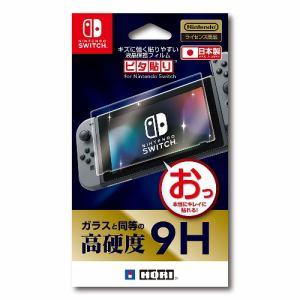 ホリ キズに強いピタ貼り for Nintendo Switch NSW-061