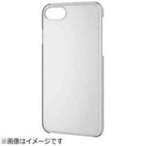エレコム PM-A17MPVCR iPhone 8用シェルカバー クリア