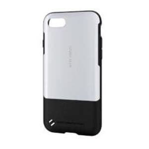 エレコム PM-A17MTSWH iPhone 8 TOUGH SLIM ホワイト