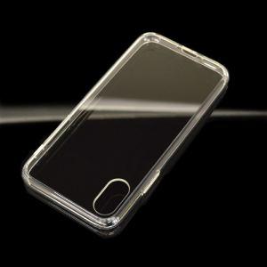 RASTA BANANA(ラスタバナナ) 3521IP8A iPhone X ケースカバー ハイブリッド ポリカーボネート×TPU クリア