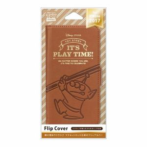 PGA PG-DFP273TOY iPhone X用 ディズニー手帳型ケース トイ・ストーリー