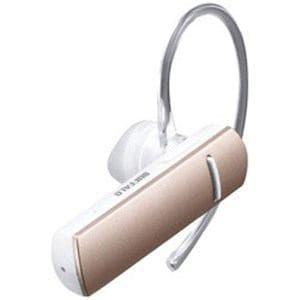 バッファロー BSHSBE200PK Bluetooth4.0対応 片耳ヘッドセット 音声&通話対応 ピンク