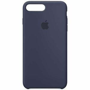 アップル MQGY2FE/A 【純正】 iPhone 8 Plus用 シリコーンケース ミッドナイトブルー
