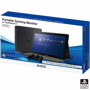 HORI PS4-087 Portable Gaming Monitor for PlayStation4