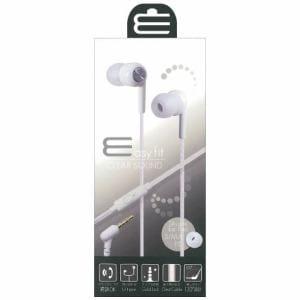 オズマ ESM-SP378WH iPhone/スマートフォン用ステレオイヤホンマイク/3.5φ
