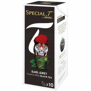 ネスレ EAG02 カプセル式ティーマシンSPECIAL.T専用カプセル 「アールグレイ」 10杯分