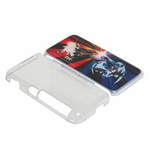 HORI 2DS-114 ポケットモンスター ハードカバー for New2DSLL ウルトラサン・ウルトラムーン