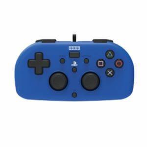 HORI PS4-100 ワイヤードコントローラーライト for PlayStation 4 ブルー