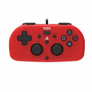 HORI PS4-101 ワイヤードコントローラーライト for PlayStation 4 レッド
