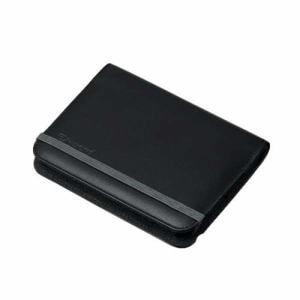カシオ XD-CC2405BK EX-word XD-Zシリーズ専用(ブックカバータイプケース) ブラック