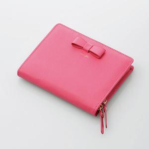 エレコム DJC-028PN 電子辞書ケース(リボン) ピンク