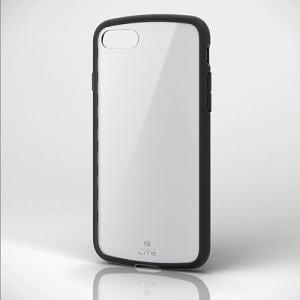 エレコム PM-A17MTSLWH iPhone 8用耐衝撃ケース 「TOUGH SLIM LITE」 ホワイト