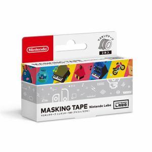 マスキングテープ Nintendo Labo(アイコン/ピクト)NSL-0013