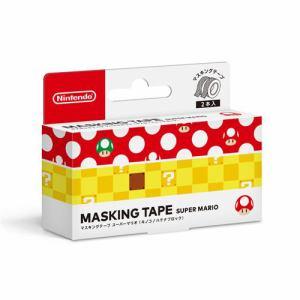 マスキングテープ スーパーマリオ(キノコ/ハテナブロック)NSL-0016