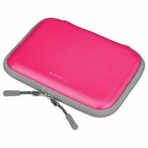 ハクバ SP-EDSHPK 電子辞書ケース「プラスシェル セミハード」 ピンク