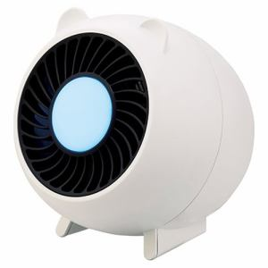 アピックス AIC-70S-WH LED蚊取り捕虫器 ホワイト