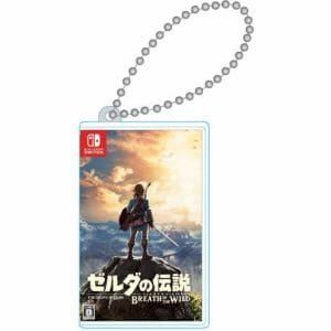 マックスゲームズ HACF-03ZR Nintendo Switch専用カードポケットmini ゼルダの伝説 ブレスオブザワイルド