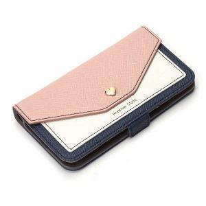 PGA PG-17MFP85BE iPhone 8/7/6s/6用 フリップカバー for girls(ベージュ)