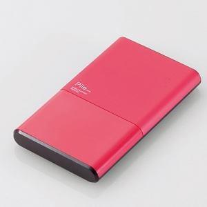 """エレコム DE-M06-N5024PN モバイルバッテリー""""Pile one"""" ピンク"""