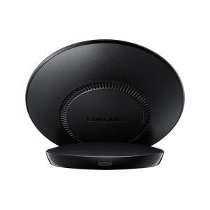 サムスン EP-N5100TBEGJP 急速充電対応ワイヤレス充電器スタンド(Wireless Charger Stand) ブラック