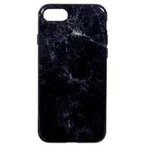 オウルテック OWL-CVIP730-BK iPhone 8用 背面ケース ブラック