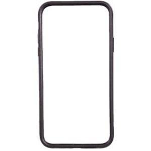 オウルテック OWL-CVIP821-BK iPhone X用 バンパーケース ブラック