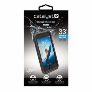Catalyst カタリスト iPhone 8/7 完全防水ケース ブラック CT-WPIP174-BK CT-WPIP174-BK