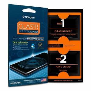 SPIGEN 000GL21813 液晶保護コーティング剤 GLAS.tR ナノリキッド