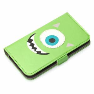 PGA PG-DFP436MOI iPhone 8/7/6s/6用 フリップカバー [マイク]