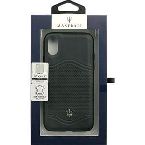 エアージェイ MAGALHCPXNA MASERATI GRANLUSSO - TRADITION - GENUINE LEATHER HARD CASE - NAVY MASERATI(マセラティ)