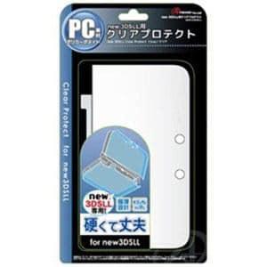 アンサー ANS-3D059CL new 3DSLL用 クリアプロテクト(クリア)