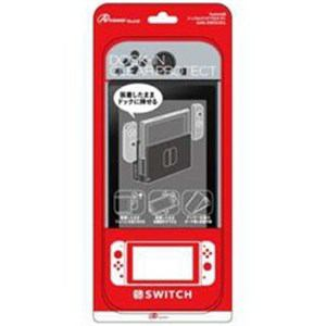 アンサー ANS-SW033CL Nintendo Switch用 ドックinクリアプロテクト