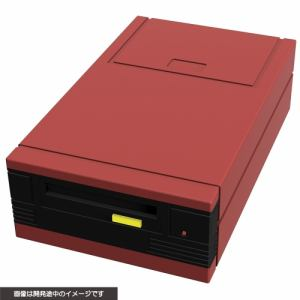 サイバーガジェット CY-MFCRHDSE3-RE CYBER・レトロデザイン HDMIセレクター 3in1 レッド