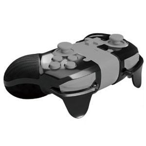 ゲームテック ニンテンドースイッチProコントローラ用グリップ (Nintendo Switch)ラバートリガーグリップ ProSW