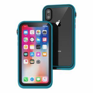 Catalyst iPhone X 完全防水ケース グレイシアブルー CT-WPIP178-GB CT-WPIP178-GB