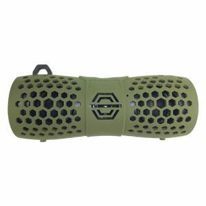 オウルテック OWL-BTSPWP02-KH 防水ワイヤレススピーカー Bluetooth対応 カーキ