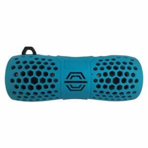 オウルテック OWL-BTSPWP02-LB 防水ワイヤレススピーカー Bluetooth対応 ライトブルー