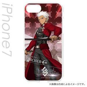 ハクバ PCM-IP7-6635 iPhone7 専用ケース (Fate/ Grand Order エミヤ) HAKUBA CHARAMODE(キャラモード)