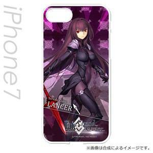 ハクバ PCM-IP7-6697 iPhone7 専用ケース (Fate/ Grand Order スカサハ) HAKUBA CHARAMODE(キャラモード)