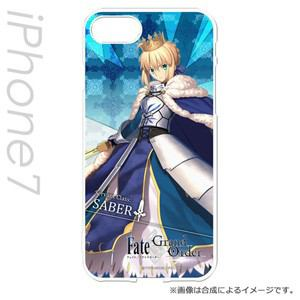 ハクバ PCM-IP7-6727 iPhone7 専用ケース (Fate/ Grand Order アルトリア・ペンドラゴン) HAKUBA CHARAMODE(キャラモード)