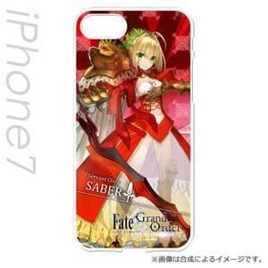 ハクバ PCM-IP7-1301 iPhone8 / iPhone7 専用ケース(Fate/ Grand Order ネロ・クラウディウス) CHARAMODE(キャラモード)