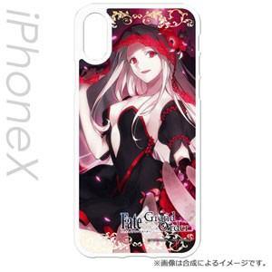 ハクバ PCM-IPX2285 iPhoneX 専用ケース(Fate/ Grand Order 黒の聖杯) CHARAMODE(キャラモード)