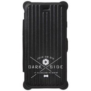 PGA PG-DFP250DS iPhone 7用 STAR WARS タフフリップカバー ダークサイド