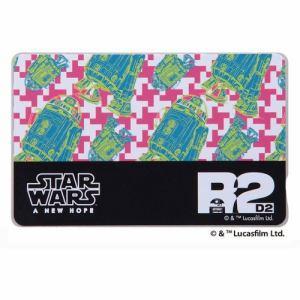 レイ・アウト ICカードステッカー/サイケ・R2-D2 RT-SWICSB/RD