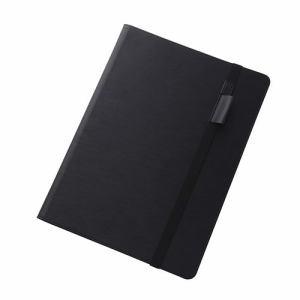 レイ・アウト iPad Pro スリムレザーケース/ブラック RT-PR1SLC1/B