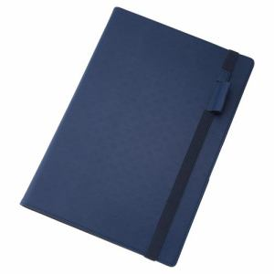レイ・アウト Microsoft Surface Pro 4 マルチブックレザーケース/ネイビー RT-SPRO4LC10/N