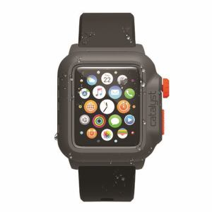 Catalyst Apple Watch 42mm 防水ケース ブラックオレンジ CT-WPAW15-BKOR CT-WPAW15-BKOR