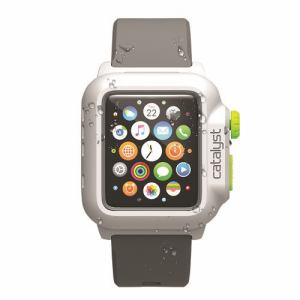 Catalyst Apple Watch 42mm 防水ケース ホワイトグリーン CT-WPAW15-WTGR CT-WPAW15-WTGR