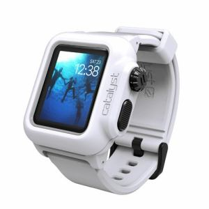 Catalyst Apple Watch 38mm シリーズ 2 完全防水ケース ホワイト CT-WPAW1638-WT